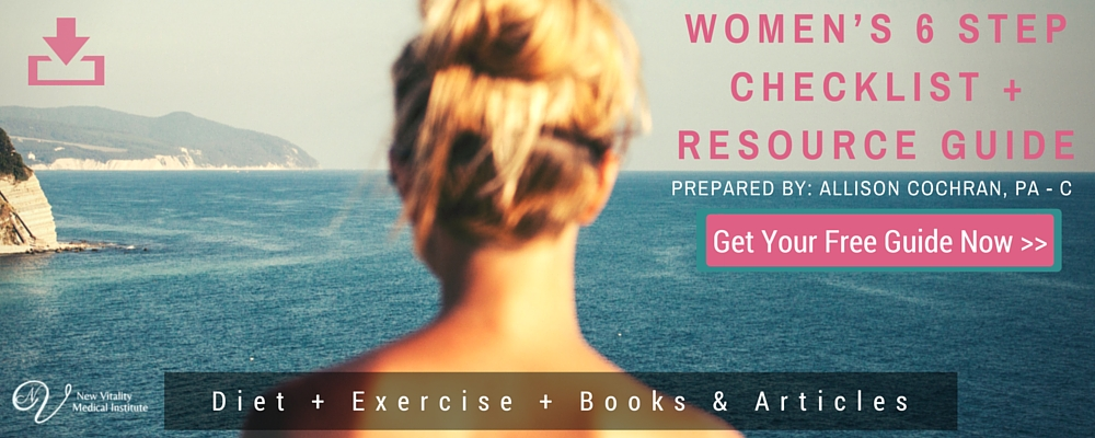 Women's Wellness Guide by New Vitality Medical Institute